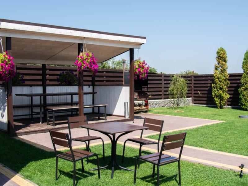 Was ist der Vorteile einer Terrassenüberdachung?